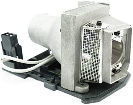 Supermait BL-FU185A / SP.8EH01G.C01 / SP.8EH01GC01 Lámpara de Repuesto para proyector con Carcasa para OPTOMA DX619 / EX536 / ES526 / EW531 / EW533ST ...