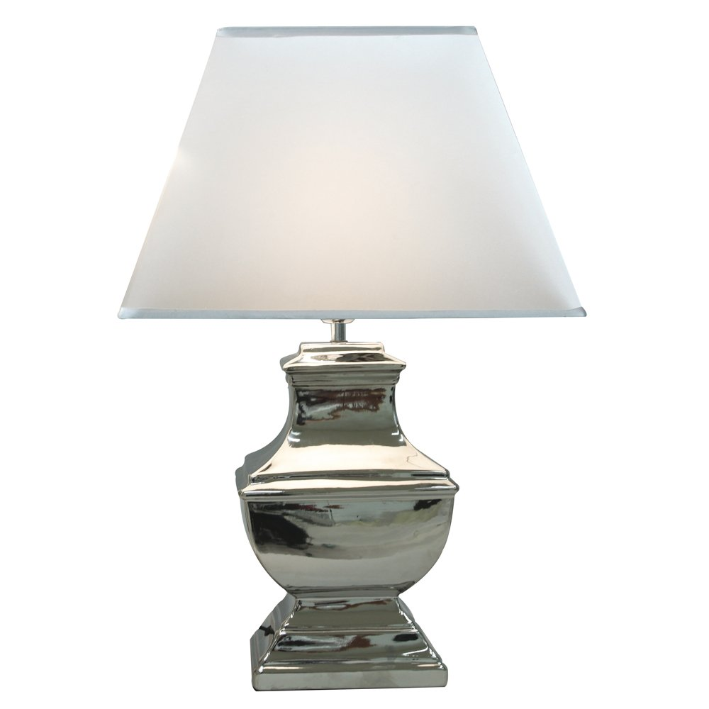 Vandeheg 238320 Habitat - Lámpara de mesa (cerámica, 70 x 40 ...