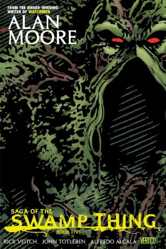 Price comparison product image Saga of the Swamp Thing Book Five