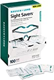 Bulk Contact Lens Cleaning Station, Silicone, Sight Savers: Bausch & Lomb B-L8576 (6 Contact Lens Cleaning Tissue Boxes)