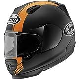 Arai Base Defiant Street Bike Motorcycle Helmet - Orange / 2X-Large