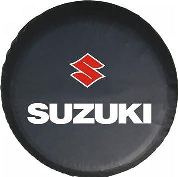 Tamaño de la funda bobbycool universal Rueda de repuesto Tipo M15, ruedas de fundas para Suzuki Grand Vitara XL-7 Sidekick: Amazon.es: Coche y moto