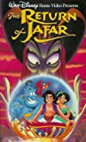 DVD : The Return of Jafar [VHS]