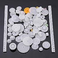 75 Tipo Engranaje de corona de plástico Engranaje