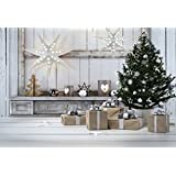 KonPon Christmas Backdrop Photography Backdrops Christmas Decorations Background Christmas Photo Backdrop KP-183