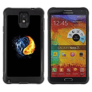 BullDog Case@ FIRE & WATER Rugged Hybrid Armor Slim Protection Case Cover Shell For Note 3 Case ,N9000 Leather Case ,Leather for Note 3 ,Case for Note 3 ,Note 3 case