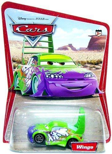 Disney Pixar Cars Series - Original Desert Mattel Series B00ANU20TG - Wingo by Mattel B00ANU20TG, スリーププラス インテリア館:3ebfe2c6 --- sharoshka.org
