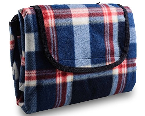 HYSEAS Water Resistant All Purpose, Extra Large Outdoor Blanket, 73