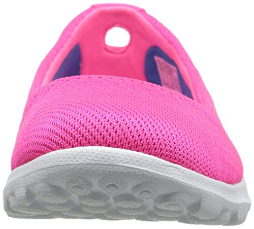 Rendimiento Skechers on-the-go Ritz Resbalón-en los zapatos Caminar Hot Pink