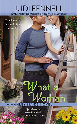 book cover of What a Woman