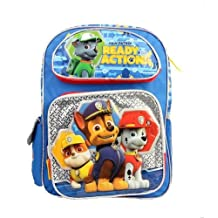 Backpack - Paw Patrol - Ready for Action Blue/Silver New 121949