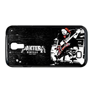 Gators Florida USA Music Band 1 Pantera Print Black Case With Hard Shell Cover for SamSung Galaxy S4 I9500