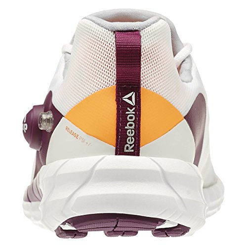 Wht 2 Fusion Reebok Slvr Shoes 0 Peach Opal Orchd Running Womens Sneakers ZPump qA6qfnZU