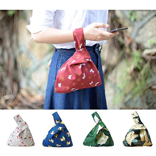 à à Cadeaux Sacs K main Sacs poignet japonais Stockage Kimono 8qEFwxXq
