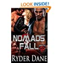 Nomad's Fall: Burning Bastards MC Book 2