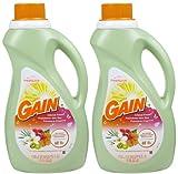 Gain Liquid Fabric Softener, Island fresh, 51 oz, 60 loads-2 pack