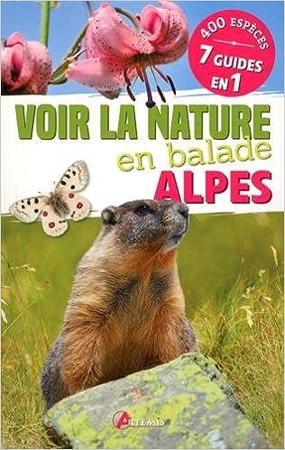 Livre VOIR LA NATURE EN BALADE - ALPES pdf, epub ebook