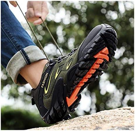 トレッキングシューズ メンズ 登山靴 防滑 防水 通気 衝撃吸収 ウォーキングシューズ アウトドア ハイキングシューズ 耐磨耗 軽量 ローカット スニーカー スポーツシューズ 靴 大きいサイズ クッション 運動靴 幅広 3色