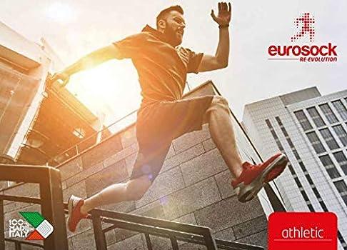 Eurosock Unisex Adult Hive Low Cut Athletic Socks