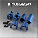 Vanquish Products Axial Wraith Stage One Kit Blue Anodized RR10 Bomber VPS06512