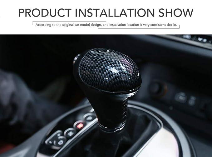 Amazon.com: RaxTDM - Tapa para palanca de cambios de coche ...