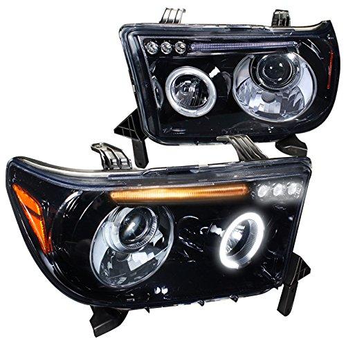 Spec D Tuning 2LHP TUN07G TM Projector Headlights