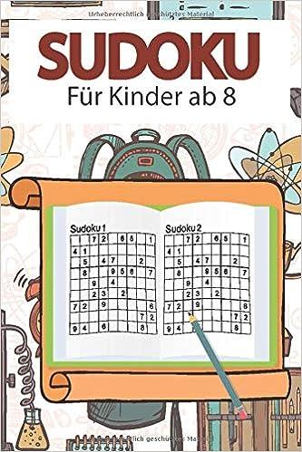 Sudoku Fur Kinder Ab 8 200 Leichte Zahlenratsel Auf Hochwertigem