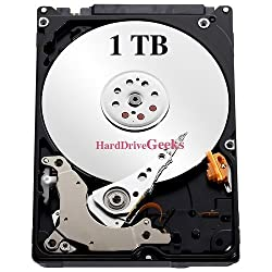 "1tb 2.5"" Hard Drive For Apple Macbook Pro (17-inch, Mid 2009) (17-inch, Mid 2010) (15-inch, Mid 2010) (13-inch, Mid 2010)"