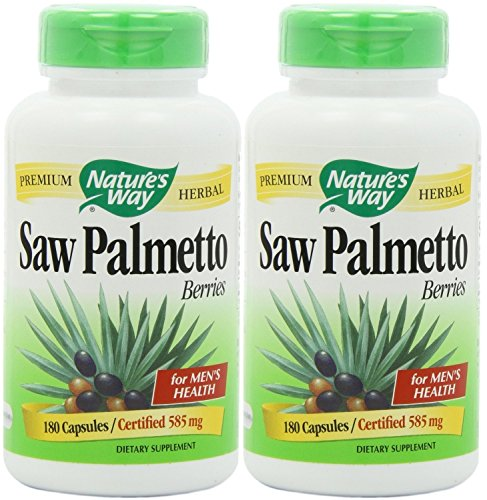 Natures Way Palmetto Berries Capsules