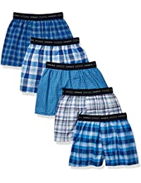 Boys' 5-Pack Boxer (Colors may vary)