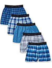 Hanes Big Boys' 5-Pack Boxer