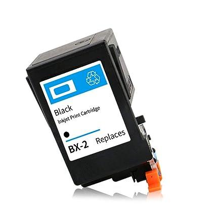 BX-2 - Cartucho de tinta con chip para impresora Canon ...