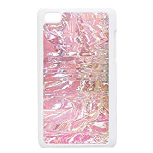 Ipod Touch 4 Case Iridescent Pink, - [White] Doah