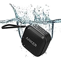 Anker SoundCore Sport Waterproof Portable Bluetooth Speaker with Enhanced Bass and Built-In Microphone