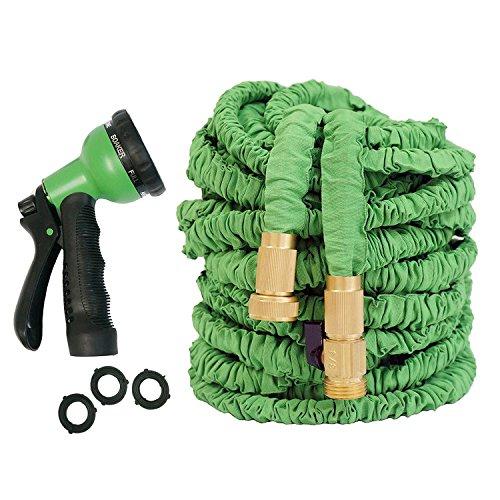 100 foot rubber garden hose - 5