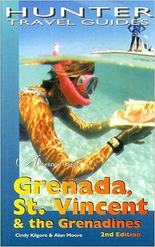 Adventure Guide Grenada, St Vincent & Grenadines (Adventure