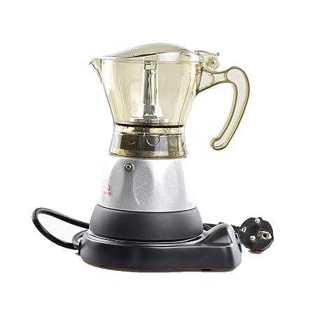 Ybriefbag-Home Cafetera eléctrica de Aluminio para Oficina o ...