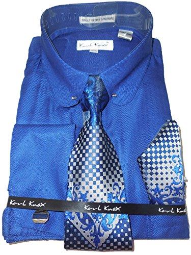 dress shirts with fancy cuffs - 3