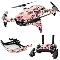 MightySkins Skin for DJI Mavic Air Drone - Cherry Blossom | Max Combo Protective, Durable, and Unique Vinyl Decal wrap cover | Easy To Apply, Remove, and Change Styles | Made in the USA