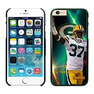 Green Bay Packers Sam Shields iPhone 6 Cases Black 4.7 inches64172_57307-iphone case