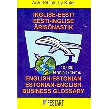 English-Estonian and Estonian-English Business Glossary