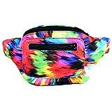 Tie Dye Fanny Pack, Boho Chic Handmade w/Hidden Pocket (to Tie Dye for)