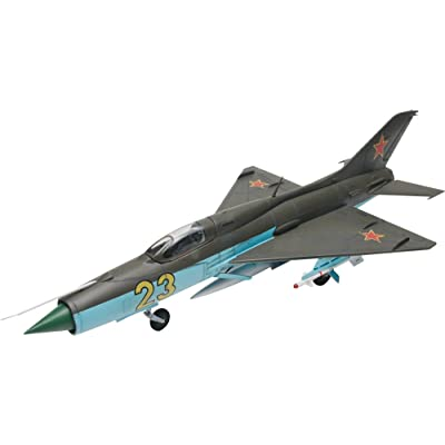 Revell MiG 21PF: Toys & Games