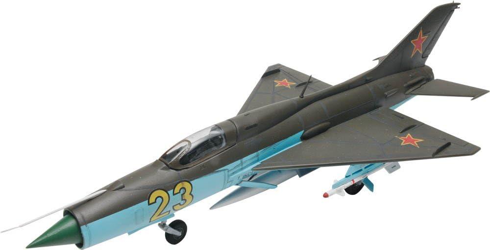 Revell Monogram 1:48 Scale MiG 21PF Diecast Model Kit