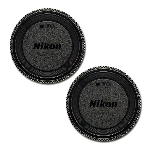 2 Pack Body Nikon replaces BF 1A