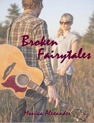 book cover of Broken Fairytales