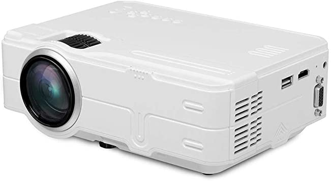 Miss de a Micro proyector, LED Proyector de vídeo Mini de Home ...