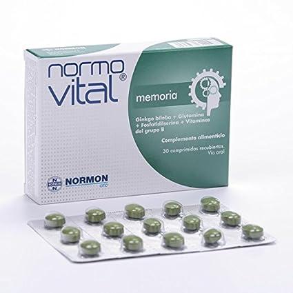 NORMOVITAL MEMORIA 30 COMP