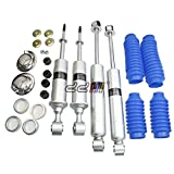 (US) Profender For Nissan Navara D40 4wd 05-11 Strut Shocks Shock Absorbers