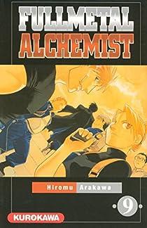 Fullmetal Alchemist, Tome 9 par Arakawa